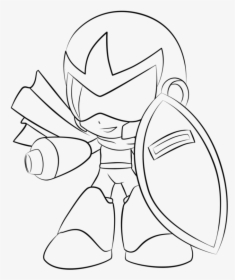 Free Coloring Pages Megaman, Download Free Clip Art, Free Clip Art ...   280x235