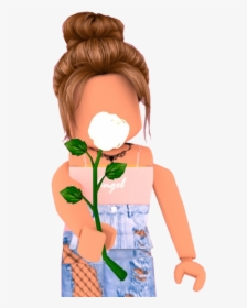 Roblox Girl Aesthetic Gfx Png Transparent Png Transparent Png