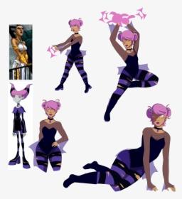 Jinx Cyborg Teen Titans Teen Titans
