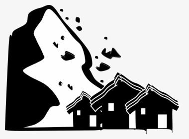 Earthquake Black And White Clipart Hd Png Download Transparent Png Image Pngitem