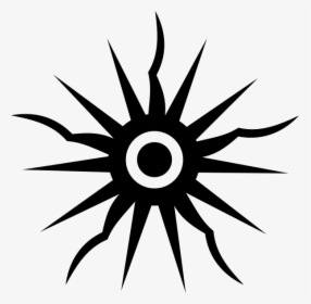 Order Of The Black Sun Black Shadow Images Sun Hd Png Download