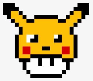 Pixel Art Champignon Mario Clipart Png Download Pikachu